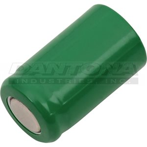 CELLULE 1 / 2AA 1.2V 500 MAH NIMH SHORT