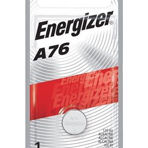 PILE ALCALINE 76A 1.5V ENERGIZER