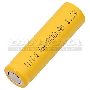 CELLULE 1.2 V 1000 MAH NICD FT