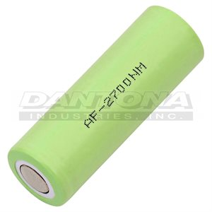 CELLULE RECHARGEABLE 1.2V 2700 MAH NIMH