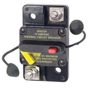 285-SERIES CIRCUIT BREAKER - SURFACE MOUNT 70A