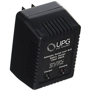 CHARGEUR 12V 500MAH AUTO UPG
