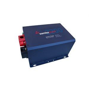 ONDULEUR SINUS PURE 12VCC-120VCA 2200W / CHARGEUR 12VDC 100A