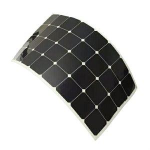 MODULE SOLAIRE MONOCRISTALLIN 12V 100 WATTS 36 CELLULES FEXIBLE