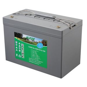 BATTERIE AGM 12V 107AH@20HR (GR.27)