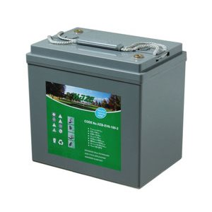 BATTERIE AGM 6V 220AH (GR.GC)