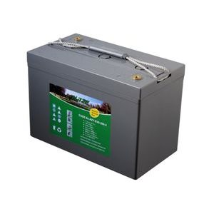 BATTERIE AGM 6V 200AH (GR.27)