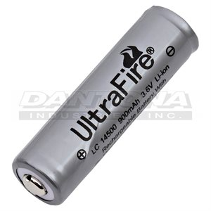 PILE 14500 3.6 VOLTS 900 MAH LI-ION