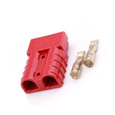 #2 GA 120 AMP RED POWRPL KIT