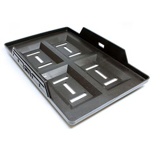 LARGE BATTERY TRAY-POLY 13""