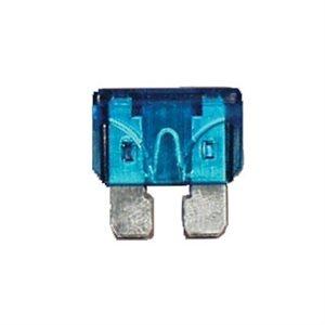 15 AMP STD. BLADE FUSES, BLUE