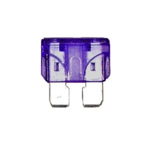 35 AMP STD. BLADE FUSES, PURPLE