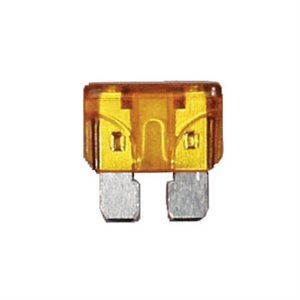 40 AMP STD. BLADE FUSES, ORANGE