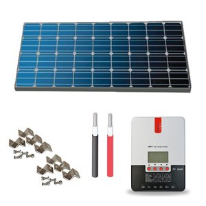 KIT SOLAIRE POLY 310 WATTS POUR VR