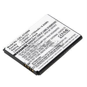 PILE CELL ALCATEL 3.8V 1750MAH LI-ION