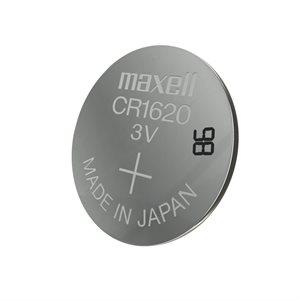 PILE 3V LITHIUM CR1620