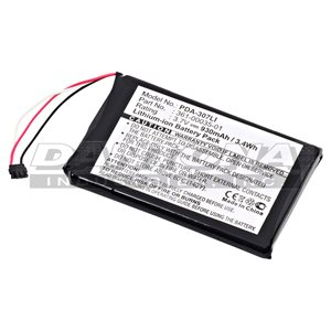 PILE GPS GARMIN 3.7V 930MAH LI-ION